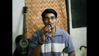 Piyush Bhirud sing marathi song (ha jiv bawara)