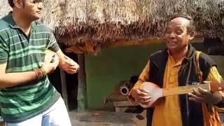 Doriya y aailo tufan Avishek (Babi) & Basudeb Das Baul