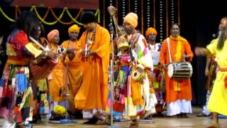 Baul Song by Satyananda Das at Rabindra Sadan, Kolkata,