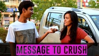A Message to CRUSH