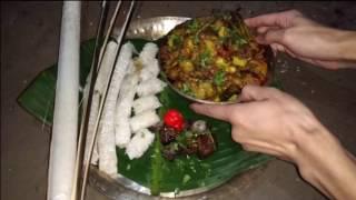 Bamboo Rice - Bamboo Chicken Biryani - Assam foods