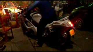 Hyderabad sports cars and bikes hayabusa
