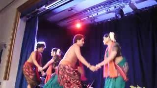 Rangabati at Odisha Society UK 2016 Convention