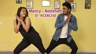 Mercy - Badshah Feat. Lauren Gottlieb | Dance Choreography | Aditi and James Rufus | Dancercise