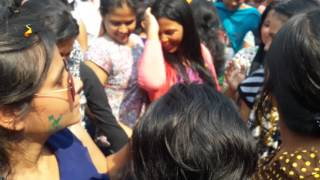 Bhubaneswar boys and Girls dance on Rangabati Dance
