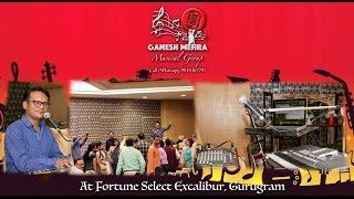 Mashup - LIVE - One Man Show - Show at Fortune Select, Gurugram - Ganesh Mehra