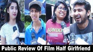 Half Girlfriend Public Review - Arjun Kapoor & Shraddha Kapoor
