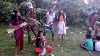 ডিজে মামা - Bangla street performance