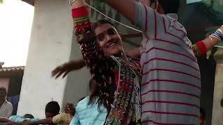 hot village Tamil Nadu street dance.