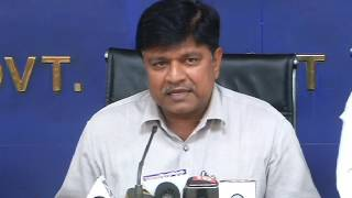 Aap Elected Minster Rajender Pal Gautam Briefs on Water Situation in Delhi