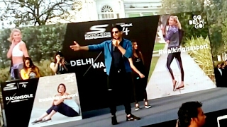 Sidharth Malhotra In CP For Walk O Thone, Sketchers