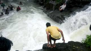 Chinchoti waterfall fall, Datta Nagar boy's, ranti jumps