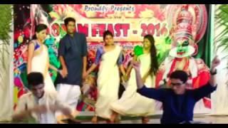 Malayalam Funny Dance