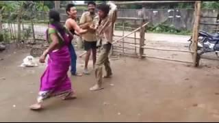 Assamese funny fight