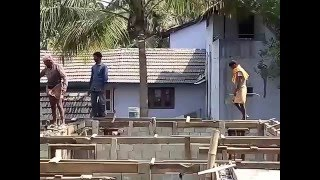 Funny Constructiion Workers, Only in Kerala