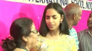 Noida girl Raksha Gopal tops CBSE Class 12 exams