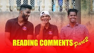 Reading Comments | Part-2 | Virar2Churchgate