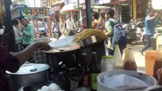 STREET FOOD GUWAHATI/ ASSAM - Egg roll