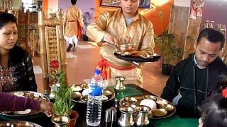Assamese traditional cuisine