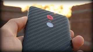 Redmi Note4 - Carbon Fiber Skin