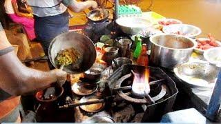 Best Street Foods in Western Odisha - Egg Bhujiya