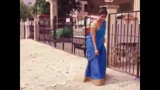 Girl Firework funny video Tamil WhatsApp videos