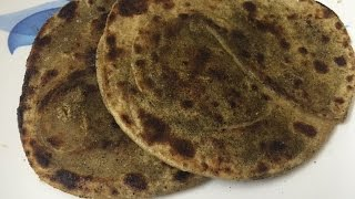 Mint Lachha Paratha Recipe | Easy Homemade Lachha Pudina parantha Indian flatbread