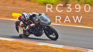 KTM RC390 Onboard | MMRT, Chennai