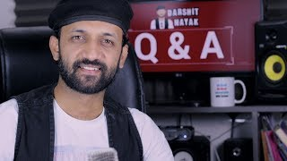 Channel Update | Upcoming Youtube Q & A | Darshit Nayak