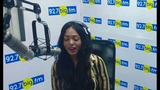 92.7 Big Fm Interview Avanie Joshi | Vodafone Super Hour | Chit-Chat | Fun | Interactive