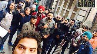 Live making & masti movie PUNJAB SINGH ਪੰਜਾਬ ਸਿੰਘ by Mani Kular