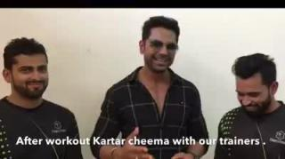 Here is what KARTAR CHEEMA ( Actor) have to say about…