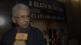 Naseerudin Shah Review On 'A Death In The Gunj' Movie