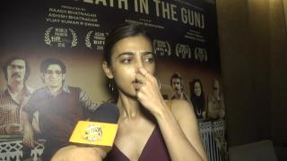 Radhika Apte Review On 'A Death In The Gunj' Movie