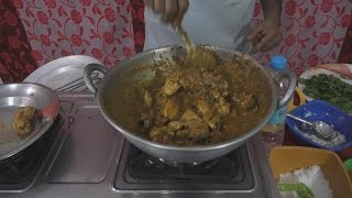 Rayalaseema Kaka style chicken curry you never seen before this type of recipe TSP Tasty Food