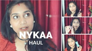 Mini Nykaa Haul | Makeup Products under Rs. 500/- | Nidhi Katiyar