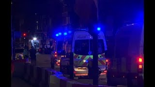 London Bridge attack: Eyewitness recounts horror, says taxi driver saved her life   VIDEO