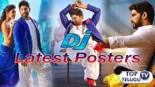 DJ Duvvada Jagannadham New Posters | Allu Arjun, Pooja Hegde | DJ Duvvada Jagannadham Traile