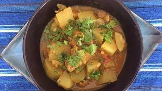 How to make Squash CurryaHow to make Squash Curry Recipe - Ghiya Vadiyan Sabji (Amritsari Badiyan) Recipe - Ghiya Vadiyan Sabji (Amritsari Badiyan)