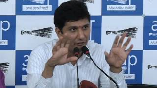 Aap Press Brief on Formal Launch of EVM Challenge