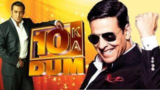 Akshay Kumar REPLACES Salman Khan In DUS KA DUM?