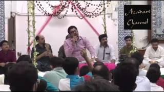 Duniya me Haider Dusra | Mir Hasan Mir | Mehfil e Murtaza 2017