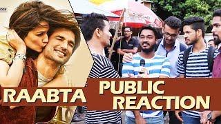 Raabta Movie PUBLIC REACTION - Sushant Singh Rajput, Kriti Sanon - EXCITEMENT