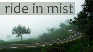 Most dangerous & Amazing mist ride - explore Munnar