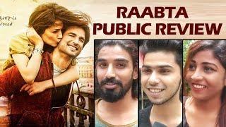 Raabta Movie PUBLIC REVIEW - Sushant Singh Rajput, Kriti Sanon