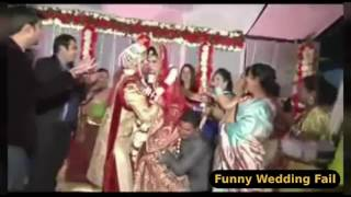 Funny Indian Wedding Fail Video Compilation