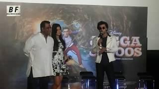Galti Se Mistake Video Song Launch | Jagga Jasoos | Ranbeer Kapoor | Katrina Kaif| Anurag Basu