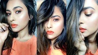 MAKEUP TUTORIAL| SUMMER LOOK|