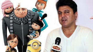 Ali Asgar REVEALS His Role In Despicable Me 3