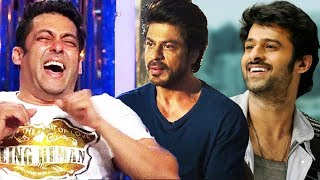 Salman MAKES Fun Of SRK & Rohit Shetty Films, Salman & Prabhas In Rohit Shetty's Next